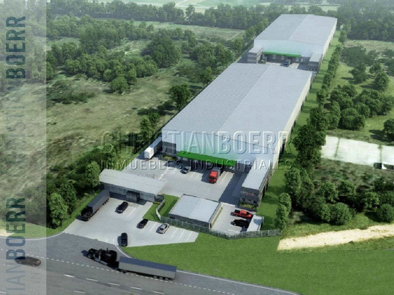 Campana - Centro De Distribucion A Estrenar - Docks