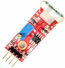 Módulo Sensor Reed Switch Ky-025 Magnético Arduino
