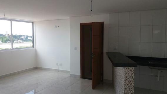 Apartamento A Venda Em Betim - Glu101