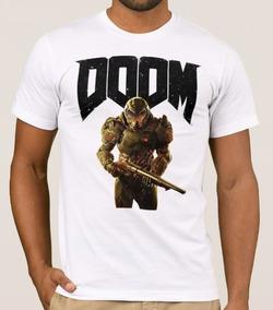 Playera Doom Marine Envío Gratis A Todo México