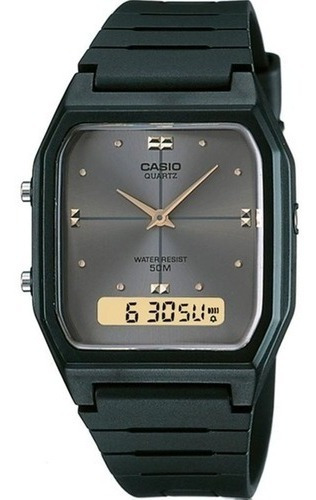 Relógio Casio Masculino Preto Digital Analógico Original