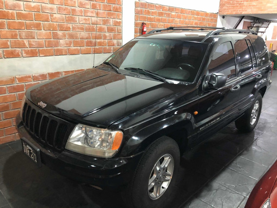 Jeep Grand Cherokee 3.1 Limited 2001