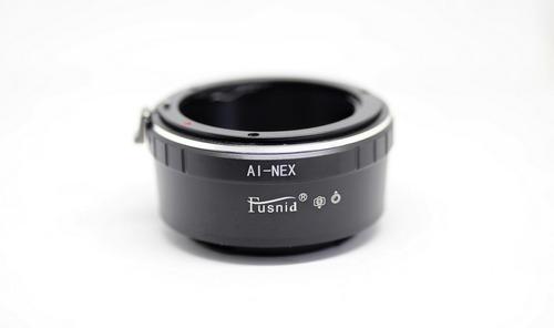 Adaptador Lentes Nikon Ai Af D Camaras Sony E Mount Sony Nex E A6000 A6300 A6500 A7 A7r A7s +++