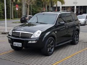 Ssangyong Rexton Rx270xdi 2005 4x4 2.7 Diesel Turbo 5cil Aut