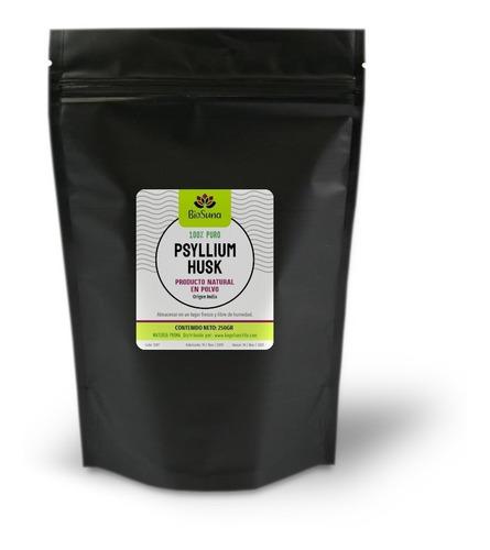 Psyllium Husk En Polvo (250gr)  - Producto Natural 100% Puro
