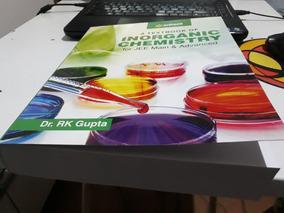 Indianos - Inorganic Chemistry For Jee (frete Grátis)