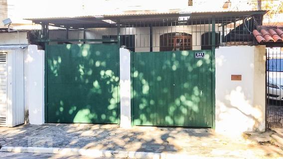 Casa Para Aluguel - Vila Das Mercês, 2 Quartos, 116 - 893072579