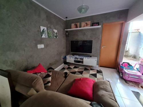 Imagem 1 de 15 de Casa À Venda, 154 M² Por R$ 400.000,00 - Jardim Vale Azul - Londrina/pr - Ca2161