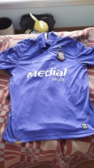 Camiseta De Corinthians Año 2008