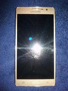 Samsung Galaxy On7 (sm-g600fy 8gb) Display Trincado
