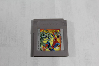 Video Jeugo Para Nntendo Game Boy Spiderman 3