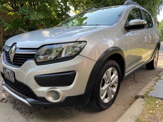 Renault Sandero Stepway 1.6 Privilege Nav 105cv 2015
