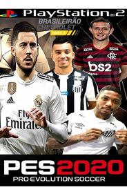 Pes 2019 Libertadores E Brasileirão ,jogos Ps2, Junho