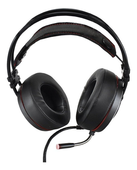 Fone Ouvido Headset Gamer 7.1 Bass Microfone Usb Evus F-03