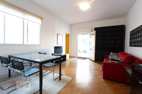 Apartamento Para Aluguel - Jardim Paulista, 2 Quartos, 105 - 893102161