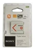 Bateria Sony Np-bn1 Original W350 W320 W380 W390 Tx7 W310
