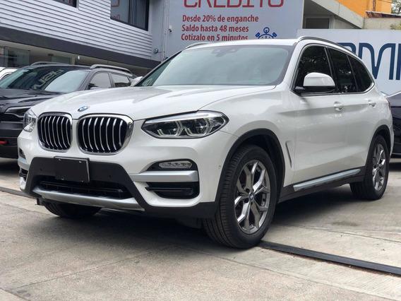 Bmw X3 Xdrive 3.0 2019 7500km Blanca 4 Puertas