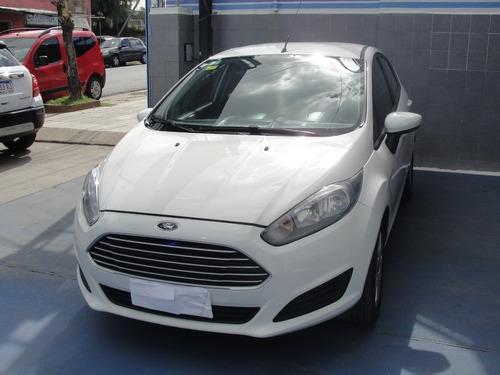 Ford Fiesta 1,6 L 5 Puertas  S Plus 2016 Unica Mano