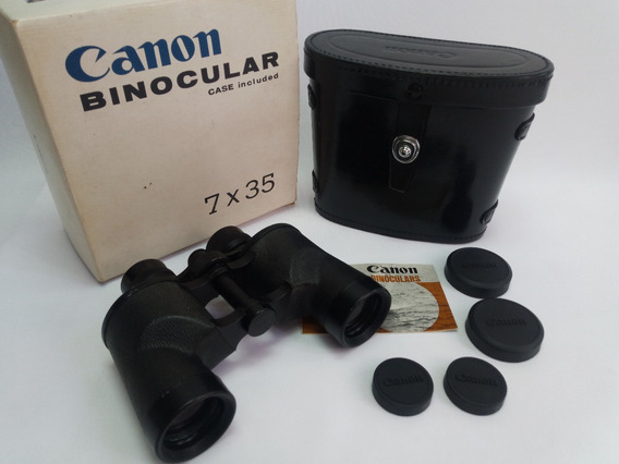 Binóculo Canon 7x35 - Made In Japan