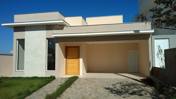 Casa Residencial À Venda, Condomínio Chácara Ondina, Sorocaba. - Ca1448