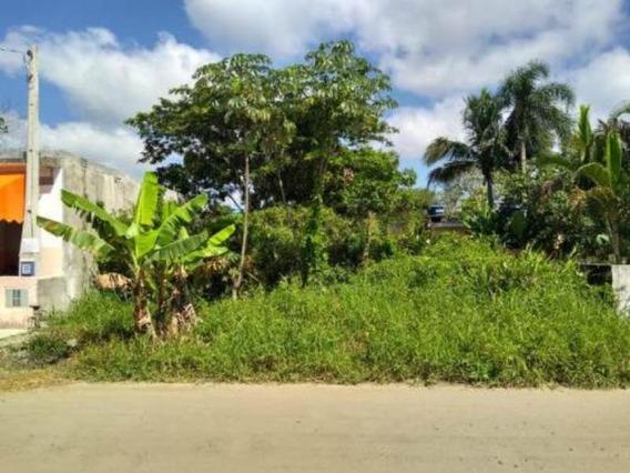 Terreno Escriturado No Bairro Luiza Mar Em Itanhaém-5762|npc