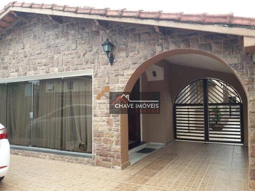 Imagem 1 de 30 de Casa À Venda, 250 M² Por R$ 980.000,00 - Vila Valença - São Vicente/sp - Ca0226