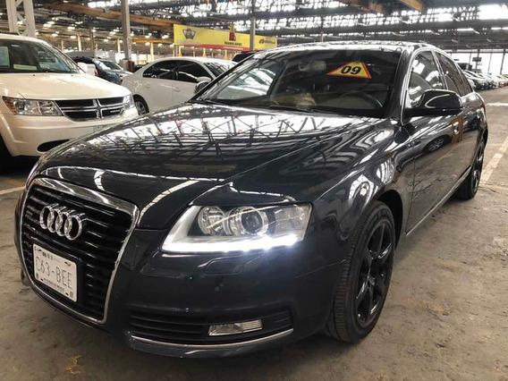 Audi A6 Security