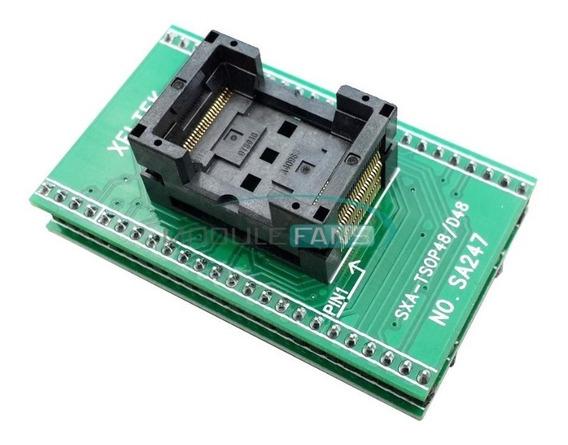 Adaptador Universal Tsop48 40 32 Para Dip48 0.5mm