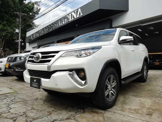 Toyota Fortuner Sw4 Automática 2017 2.7 4wd 254