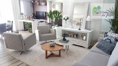 Apartamento Com 3 Dormitórios À Venda, 119 M² Por R$ 650.000 - Eloy Chaves - Jundiaí/sp - Ap3128