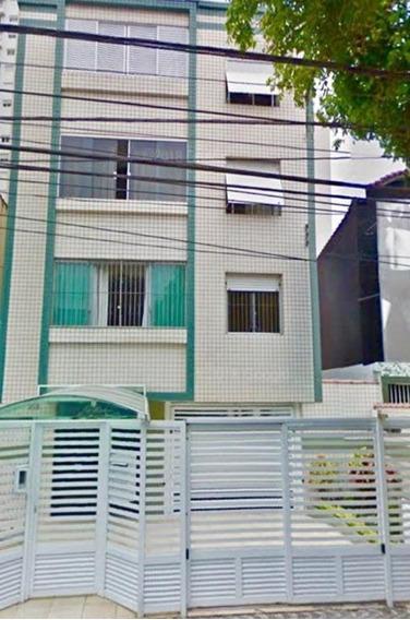 Apartamento Com 3 Dormitórios Para Alugar, 122 M² Por R$ 2.250,00/mês - Boqueirão - Santos/sp - Ap7601