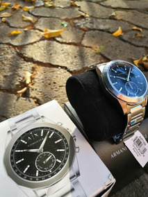 Relógio Armani Connected Hibrid Smartwatch (mod. Axt 1006)