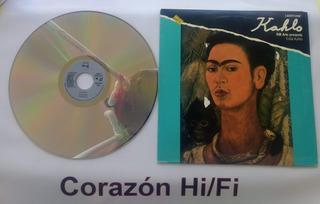Frida Kahlo Laser Disc Rm Arts Muy Buen Estado