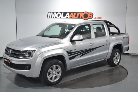 Volkswagen Amarok 2.0 Tdi 4x4 Trendline 2011 -imolaautos-