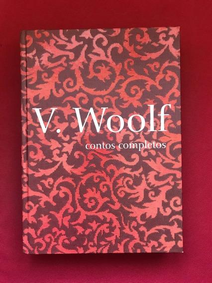 Livro - Contos Completos- Virginia Woolf - Cosacnaify- Semin