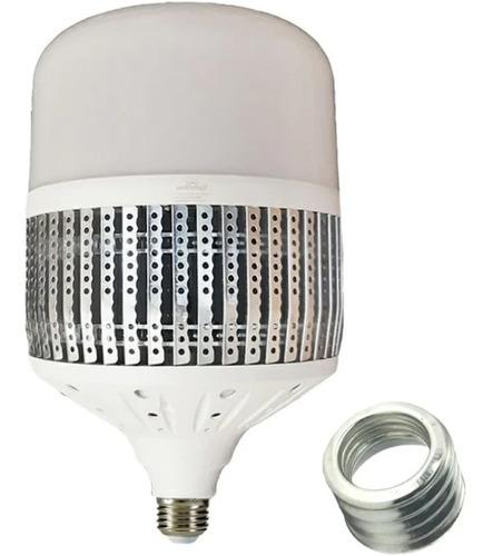 Bombillo Industrial 50w Led Domo E27  85v-265v 6500k Hammer
