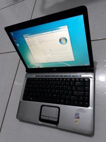 Notebook Hp Pavilon Dv2000 Com 4gb Ram Usado (bateria Ruim)