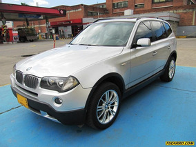 Bmw X3 [e83] 2.5si At 2500cc