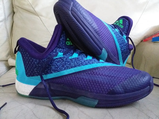 Tenis adidas Crazylight Boost Purple 28mx/10us