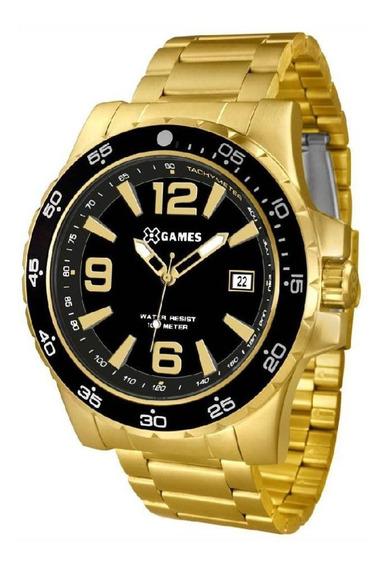 Relógio Xgames Xmgs1025-p2kx - Dourado