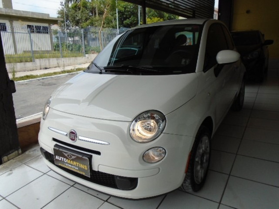 Fiat 500 Cult Dualogic 2015
