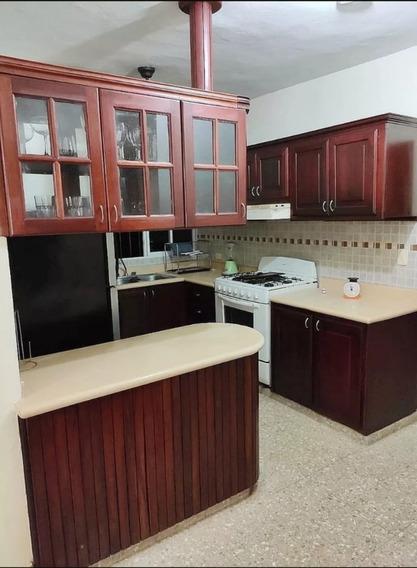 Apartamento Amueblado De 3 Habitaciones Zona Colonial