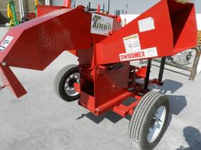 Molino Picador Verde Y Seco De 20 Hp A Gasolina Swissmex