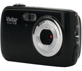 Camara Digital Compacto Vivitar 7.1mp Visualizacion Lcd