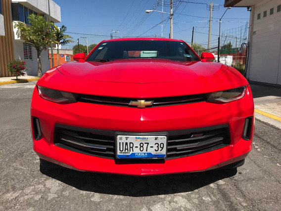 Chevrolet Camaro Rs 2016 Inpecable