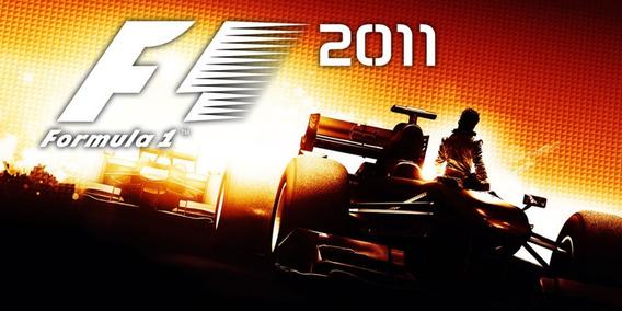 F1 2011 Steam Cd Key