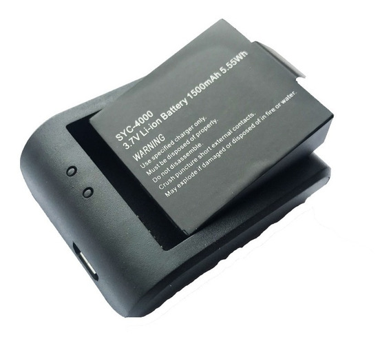 Bateria Universal Camera Sportscam Hd Dv 1080p Sj4000 1500ma