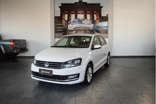 Imagen 1 de 15 de Volkswagen Polo 1.6 Comfortline 2017