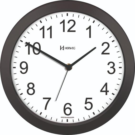 Relógio De Parede Herweg 660095-34 Fala As Horas