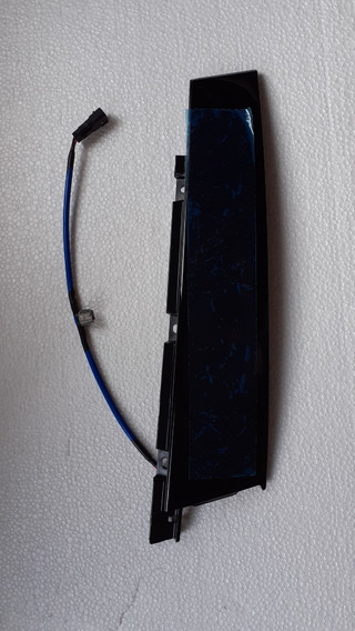 Moldura C Interruptor Porta Dianteira Esquerda Fusion